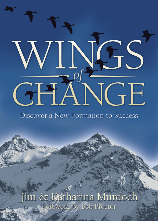 Book Cover: Wings of Change
