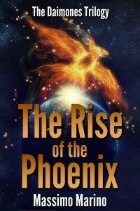 The Rise of the Phoenix: The Daimones Trilogy, Vol. 3