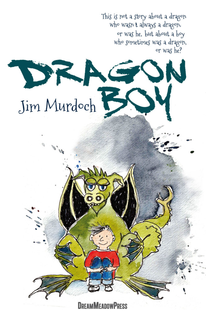 Book Cover: Dragon Boy